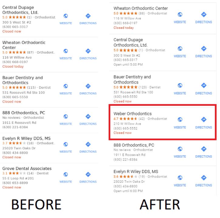 Скачать Google обновил алгоритм «Опоссум»